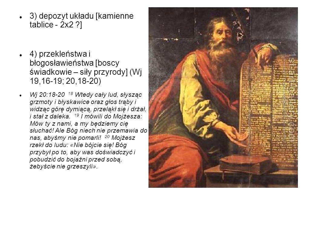 3) depozyt układu [kamienne tablice - 2x2 ]